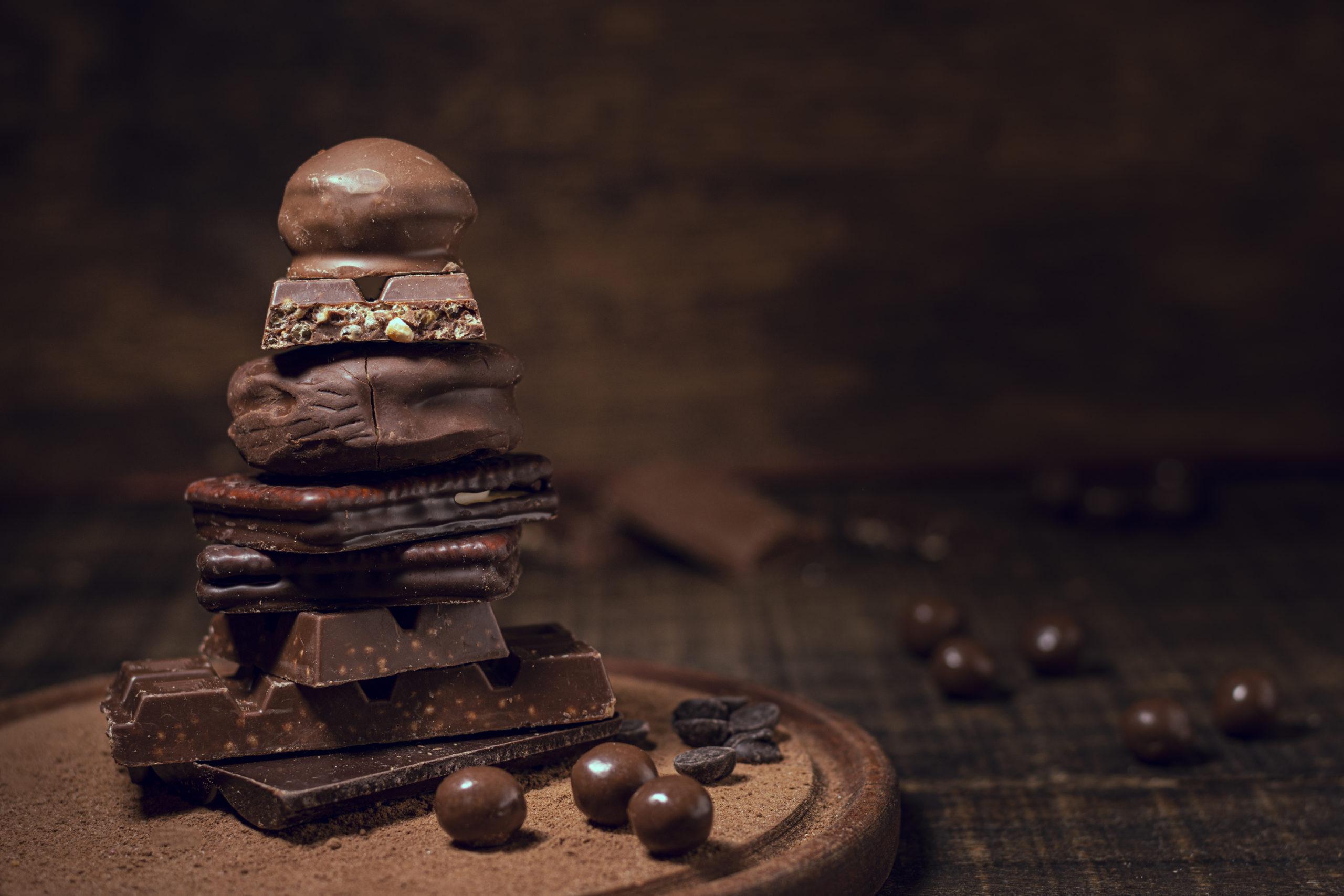 chocolat regime