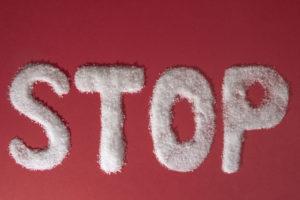 manger sans sucre