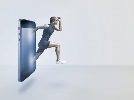 Application sport pour mobile