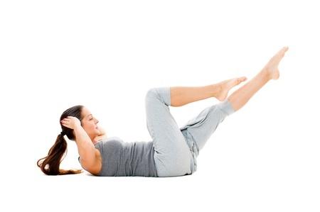Exercice abdos