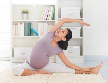 Est-ce possible de perdre du poids enceinte