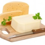 Fromage et beurre