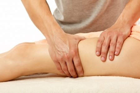 Massage palper rouler