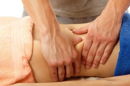 Massage ventre
